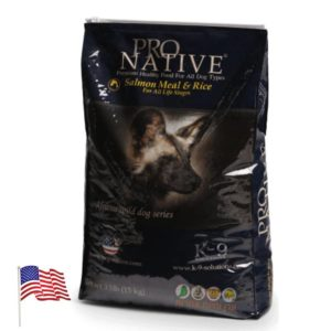 מזון לכלבי K9