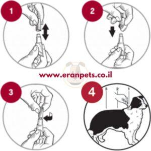 הוראות שימוש באמפולה של אדוונטיקס