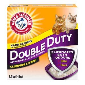 חול דאבל דיוטי לחתולים של ארם אנד האמר