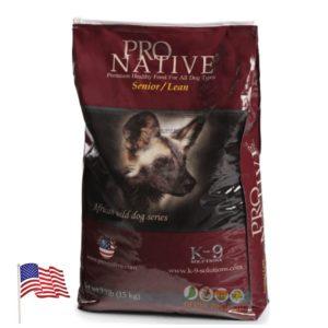 שק מזון לכלבים מבוגרים של פרו נייטיב