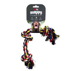 צעצוע חבל לכלבים