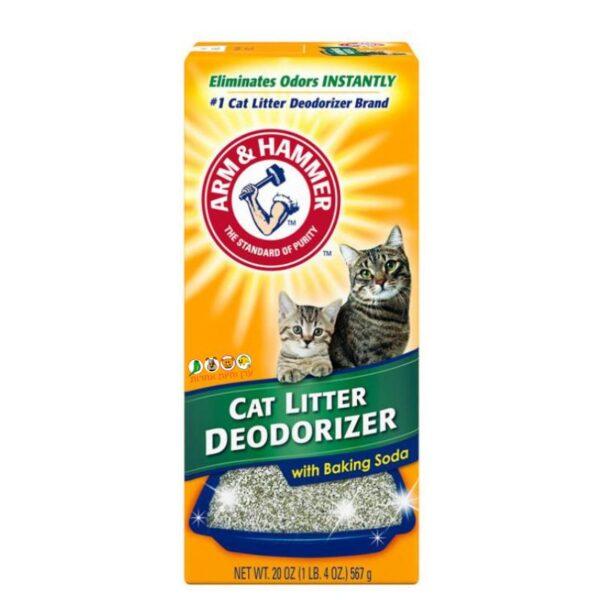 חול לחתולים, דאודורייזר, ארם אנד האמר