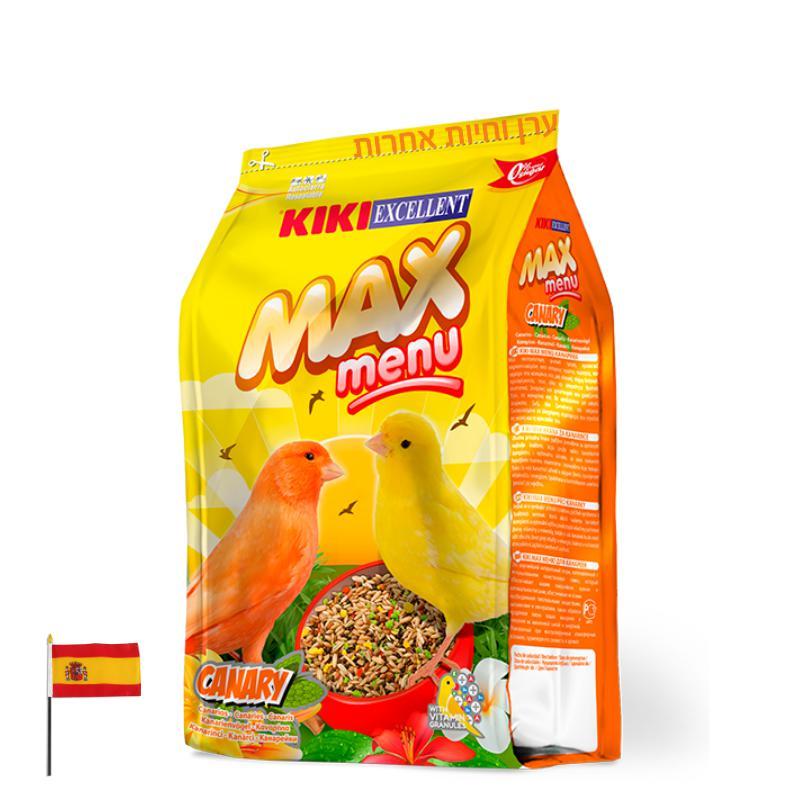 מזון מלא לכל סוגי הכנרים מאת KIKI ספרד