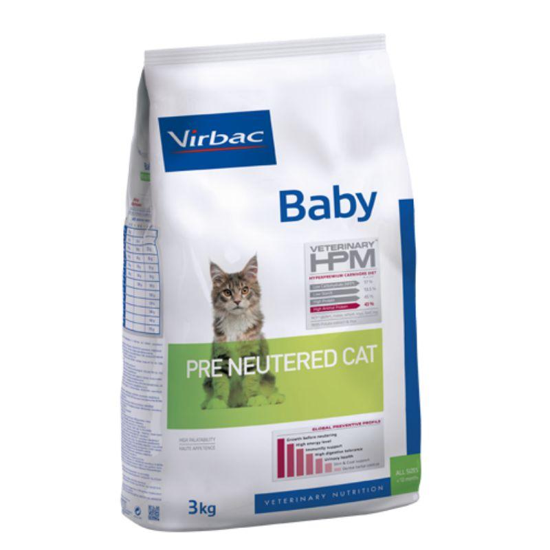 וירבק מזון לחתולים