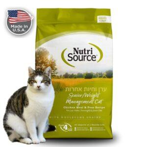 שק מזון לחתולים מבוגרים של נוטריסורס