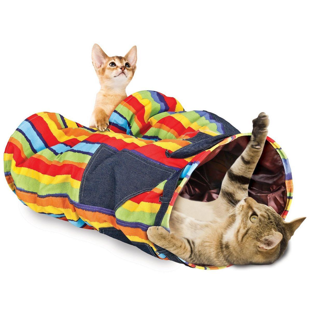 שרוול מדליק מכנס לחתול של Four Paw