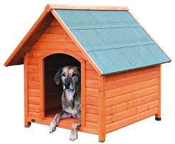 מלונה לכלב גדול טריקסי 96*105*112