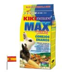 אוכל לארנבים, ערן וחיות אחרות
