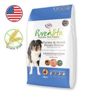 מזון לכלבים ללא דגנים