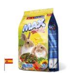 מזון לארנבים קיקי