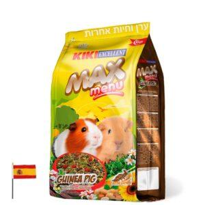 מזון לשרקנים של חסרת קיקי הספרדית