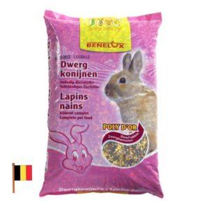 אוכל לארנבים של חברת בנלוקס