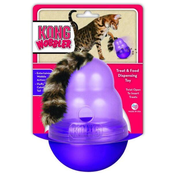 צעצוע לחתולים וובלר