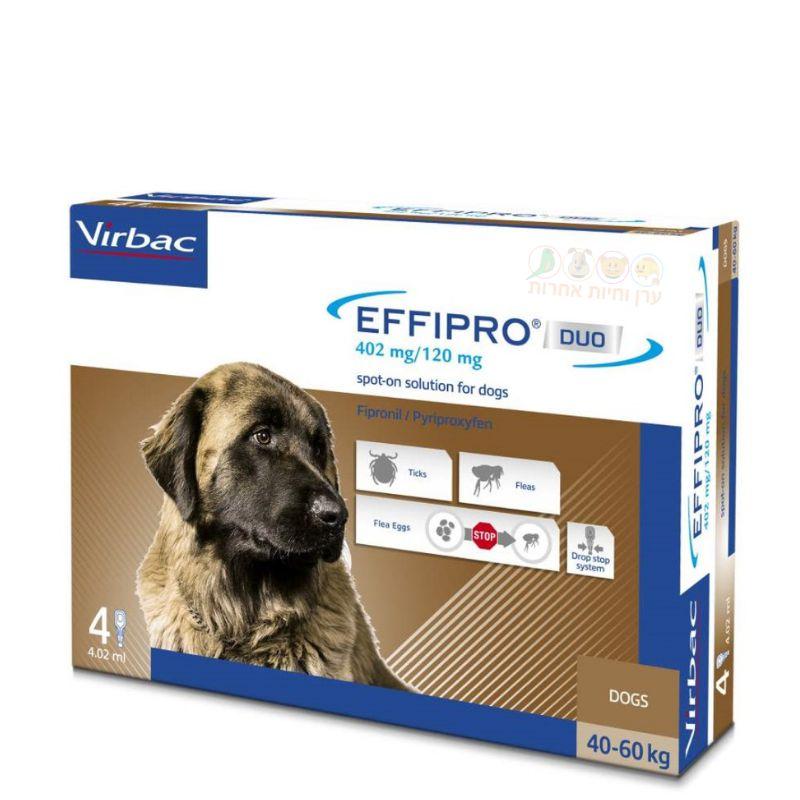 אפיפרו אמפולות לכלבים