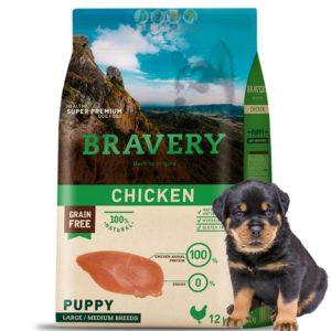 מזון ללא גלוטן לכלבים