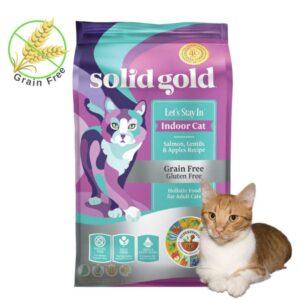 מזון לחתולים ללא גלוטן