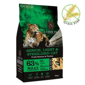 מזון היפואלרגני לחתולים