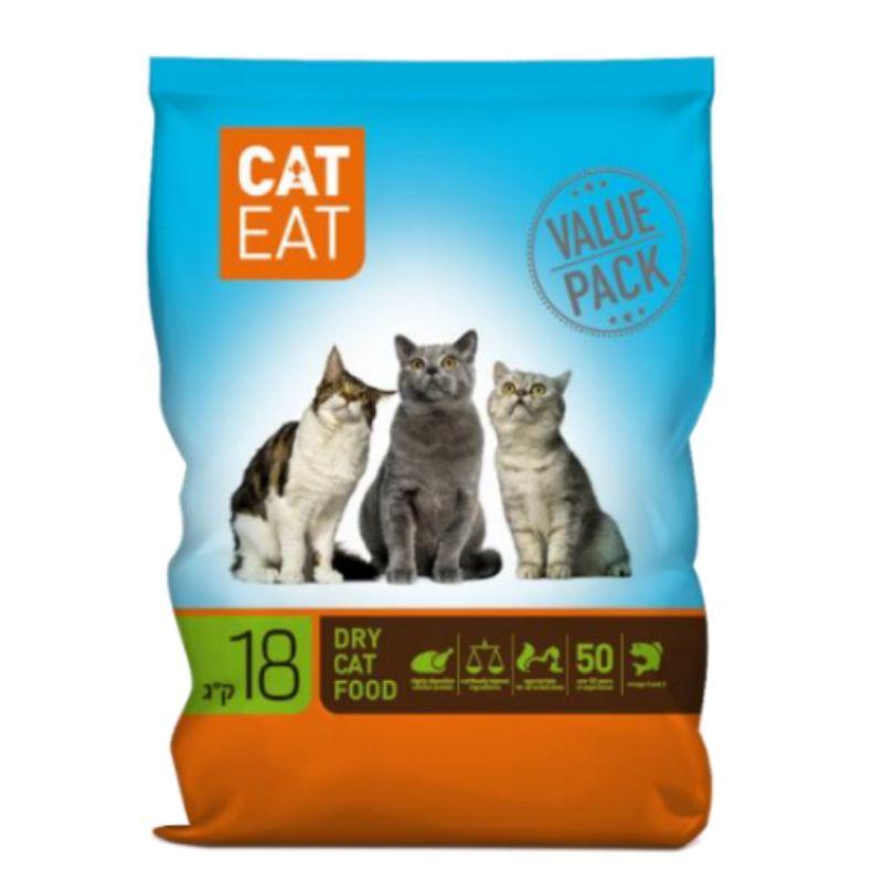 מזון לחתולי חצר