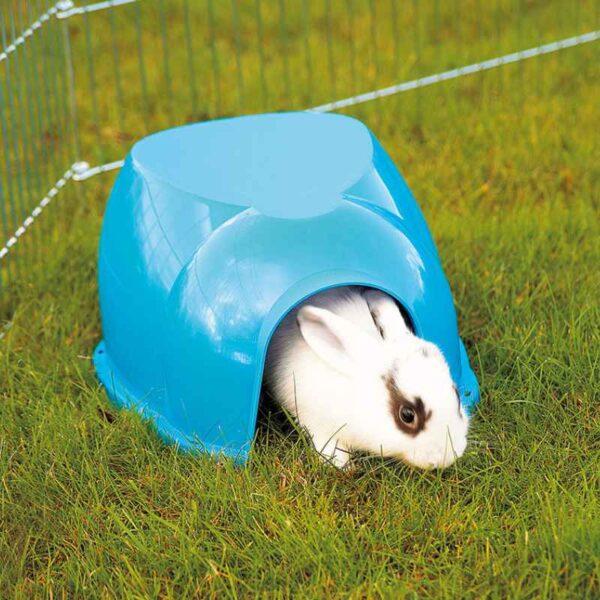 מקום מסתור לארנבים ומכרסמים
