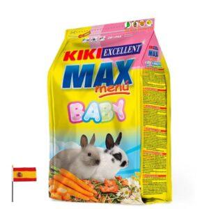 אוכל לגורי ארנב