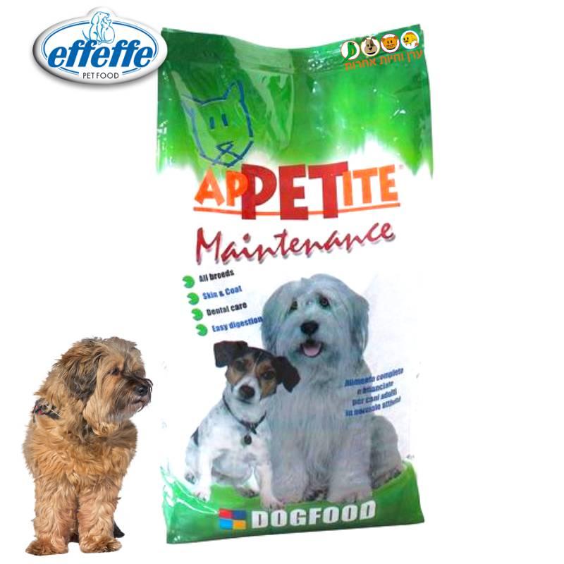 מזון מאוזן ומלא לכלבים