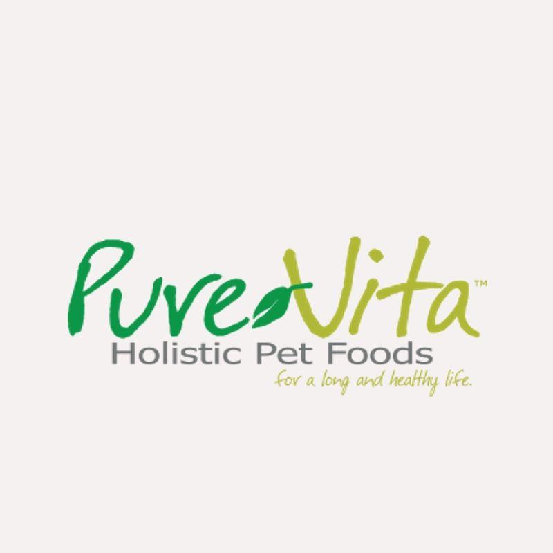 מזון pure vita לכלבים וחתולים