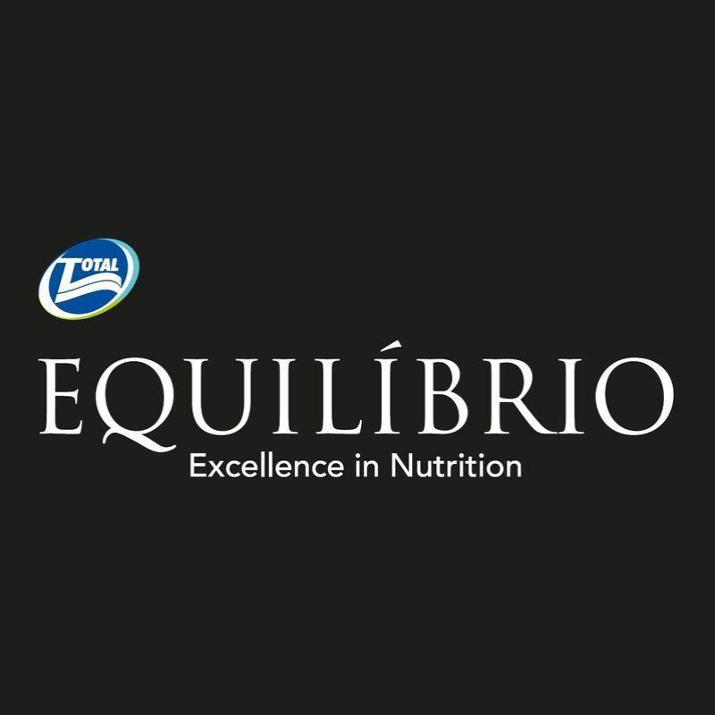 לוגו של חברת אקוויליבריו מזון לכלבים
