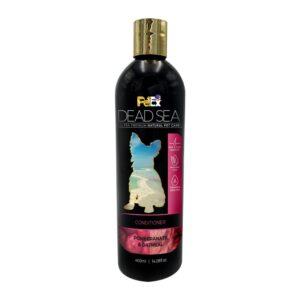 שמפו מרכך לכלבים עם מי ים המלח ושמן זית