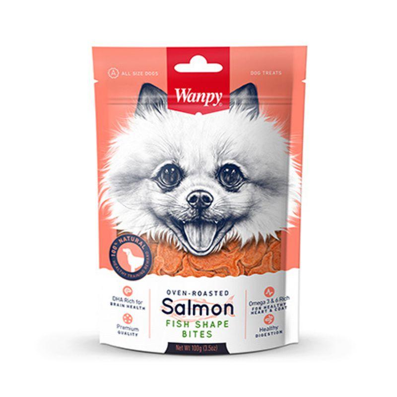 חטיף לכלבים בטעם סלמון