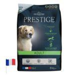 שק מזון לכלבים בוגרים של חברת PRESTIGE