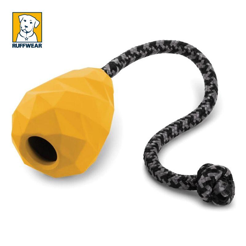 צעצוע לכלבים בצבע צהוב של חברת RUFFWEAR
