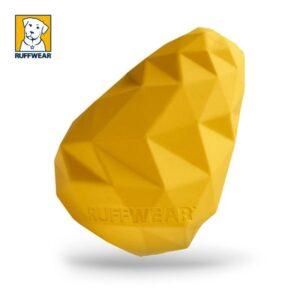 צעצוע לכלבים בצורת אצטרובל בצבע צהוב RUFFWEAR