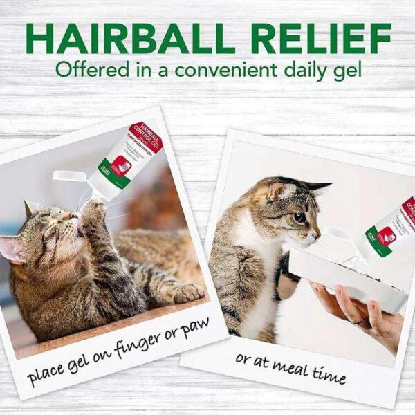 ג'ל היירבול למניעת כדורי שיער בחתולים, VETS BEST
