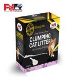 קופסת חול מתגבש לחתולים 10 ק''ג, פטקס