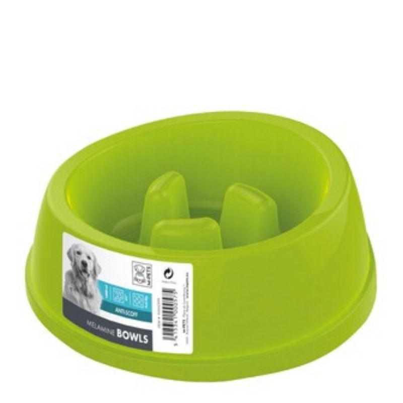 כלי האכלה איטית לכלבים, MPETS ירוק