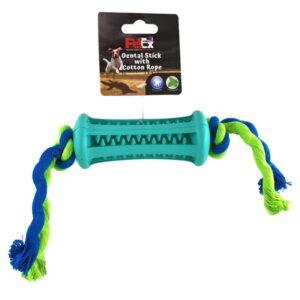 צעצוע לעיסה דנטלי לכלבים של פטקס