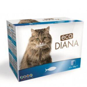 סלמון לחתולים, מעדן לחתולים באריזת 12 יחידות