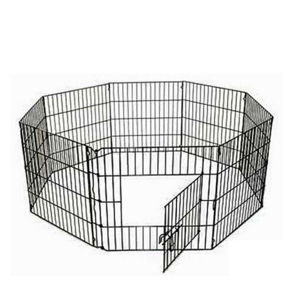 גדר תיחום לכלב, 107 ס''מ