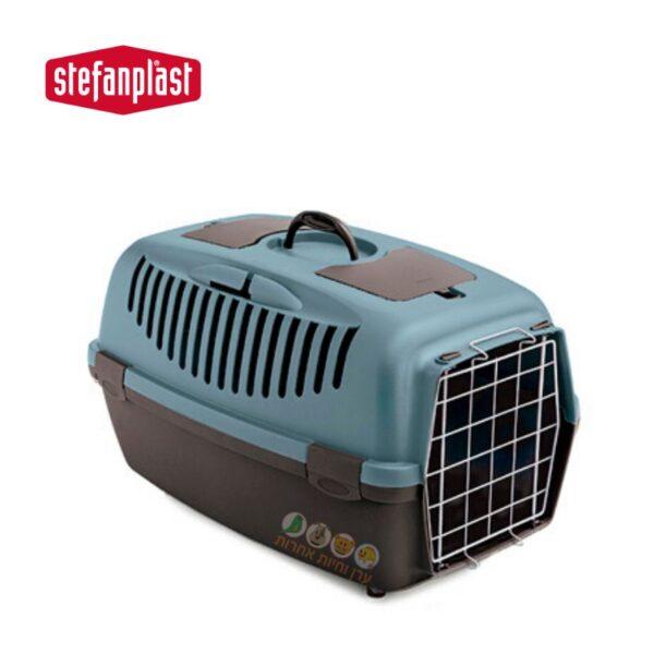 כלוב נשיאה לכלבים של חברת STEFANPLAST