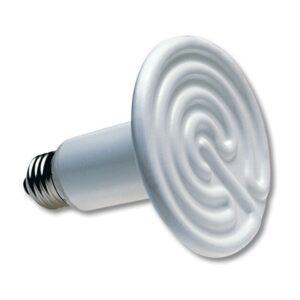 מנורה קרמית אינפרא אדום לחימום בטרריום ZOO MED