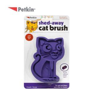 מברשת לחתול להברשה והרגעה באריזה של פטקין