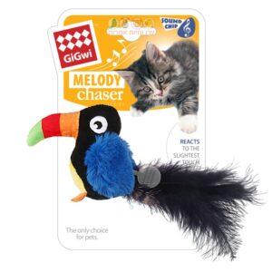 בובת צעצוע לחתולים באריזה