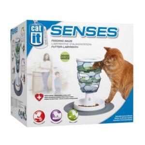 אריזה של מתקן האכלה לחתולים של CATIT