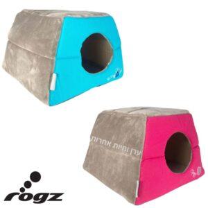 מיטות איגלו מתקפלות לחתולים של ROGZ