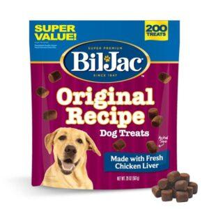 עטיפת חטיף לכלבים ביל ג'ק בטעם כבד עוף