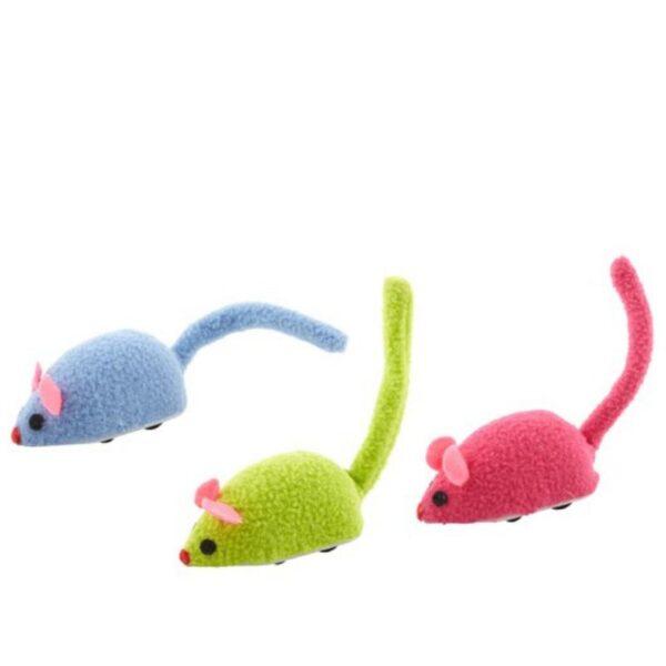 צעצוע לחתולים, עכבר ריצה