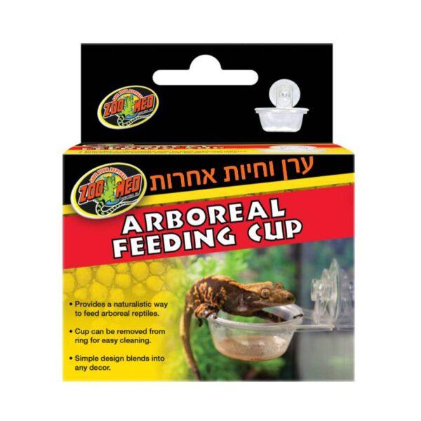 מתקן להאכלת זוחלים בטרריום