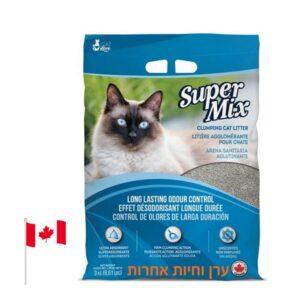 """שק חול לחתול סופר מיקס 18 ק""""ג"""