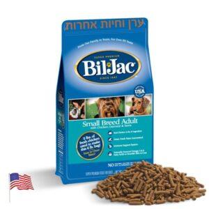 שק מזון לכלבים מגזע קטן ביל ג'ק