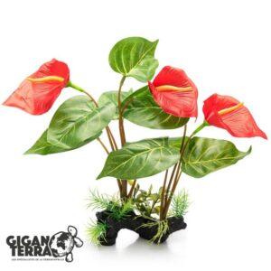 צמח מלאכותי לפלודריום אנטוריום